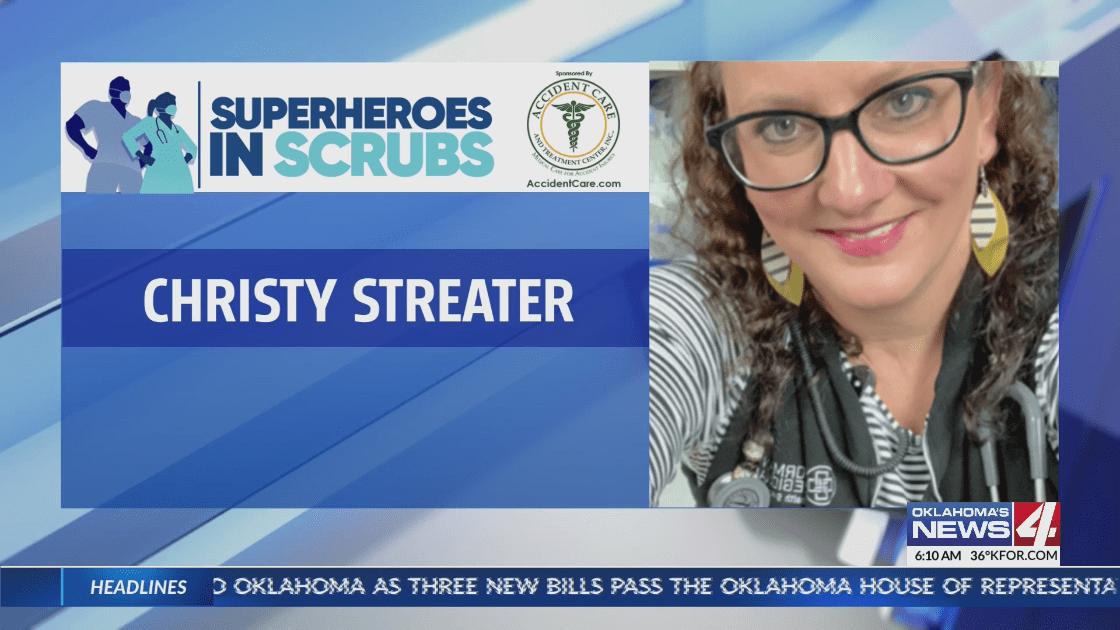 Christy Streater