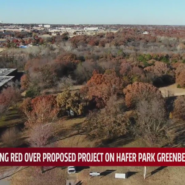 Edmond residents voice frustration with new development project possibly coming to Hafer Park