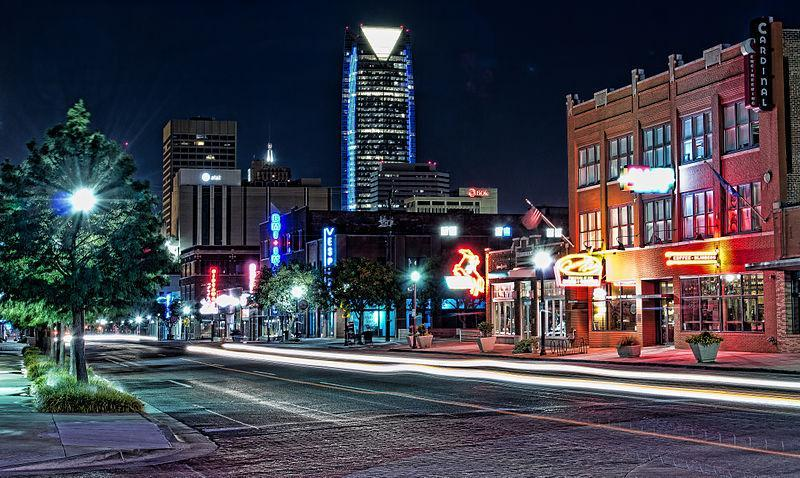 Image of Oklahoma City