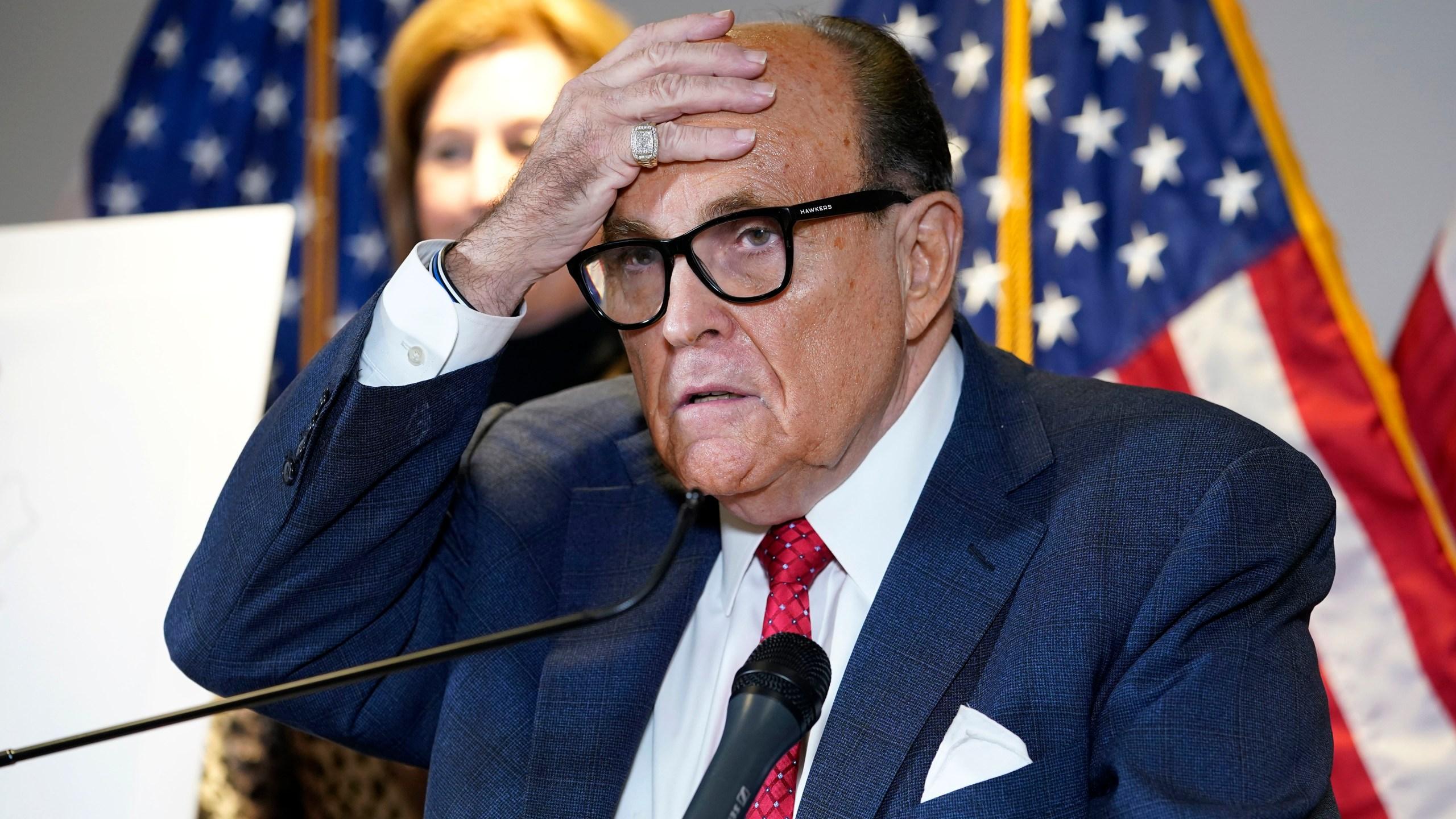 Image of rudy Giuliani