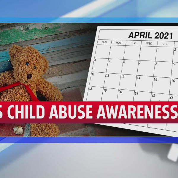 April is Child Abuse Awareness Month