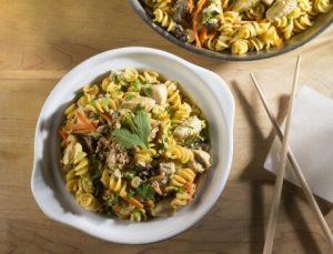 MIO Asian peanut noodles