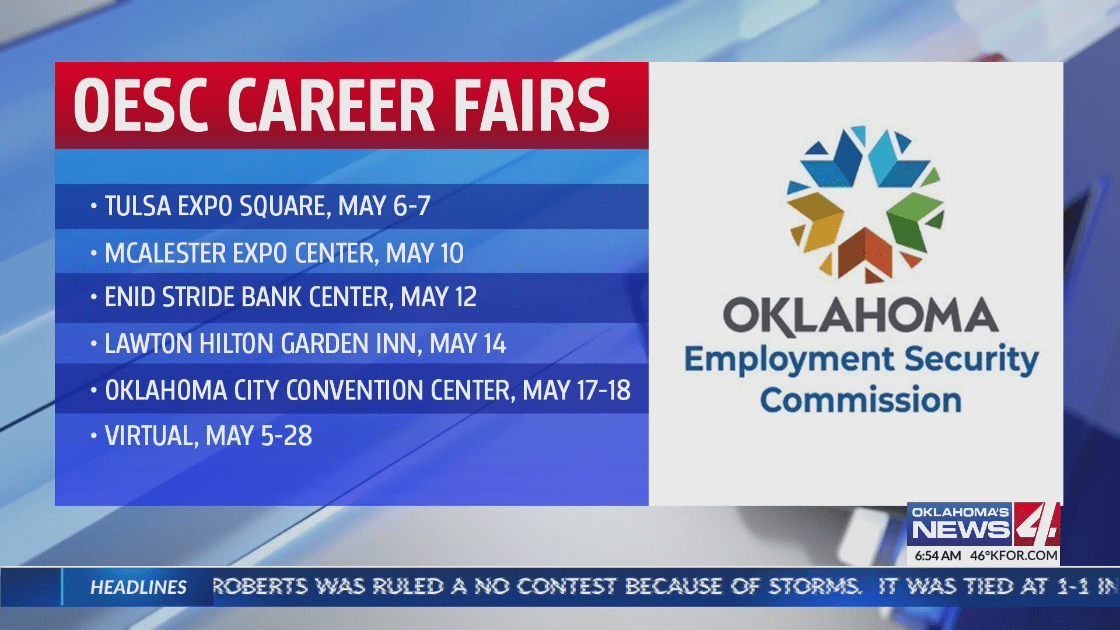 OESC career fairs