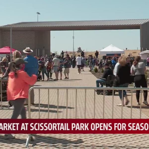 Scissortail Park Farmers Market