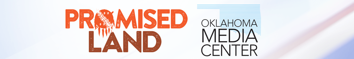 image of OMC and Promised Land logo