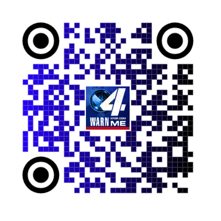 image of the qr download code