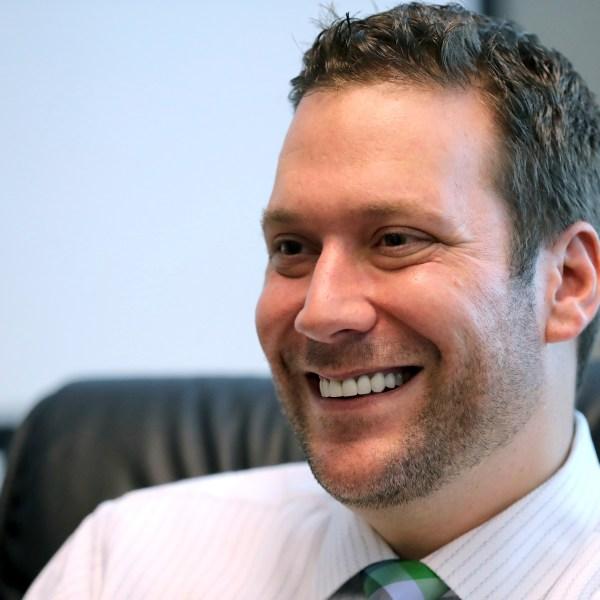 image of Joel Greenberg