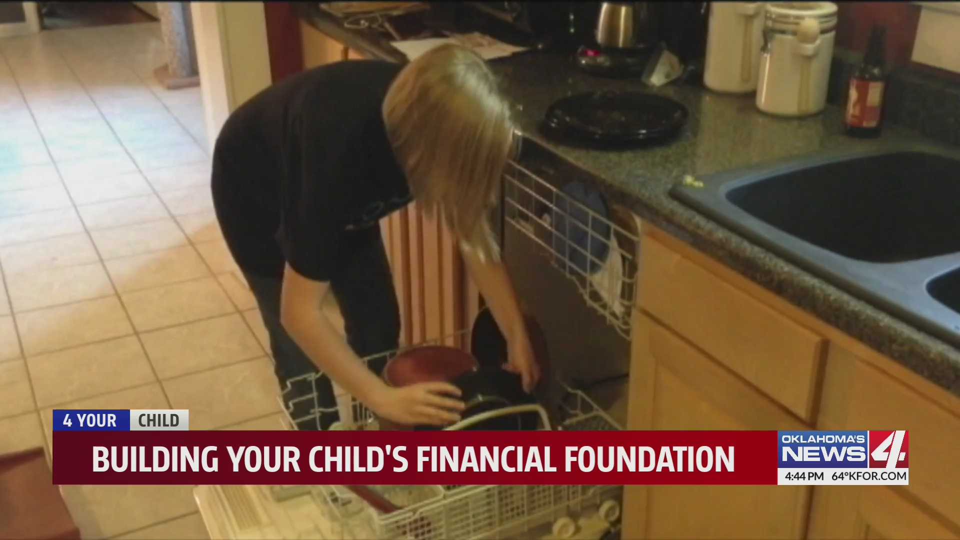 Building your child's financial foundation