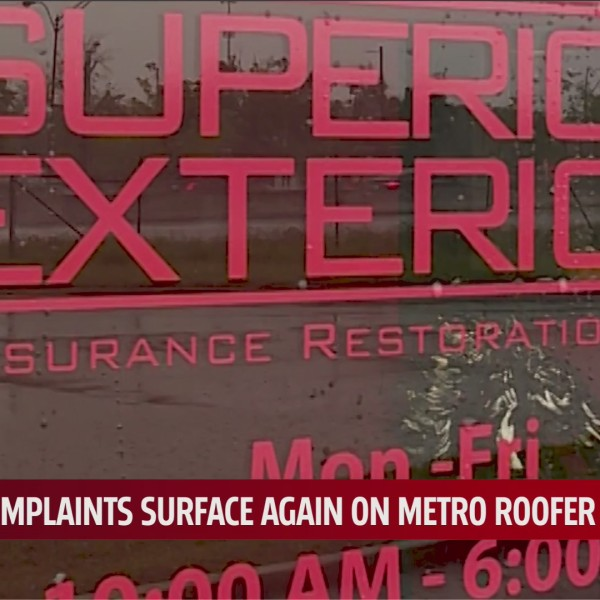 Complaints surface again on Metro roofer