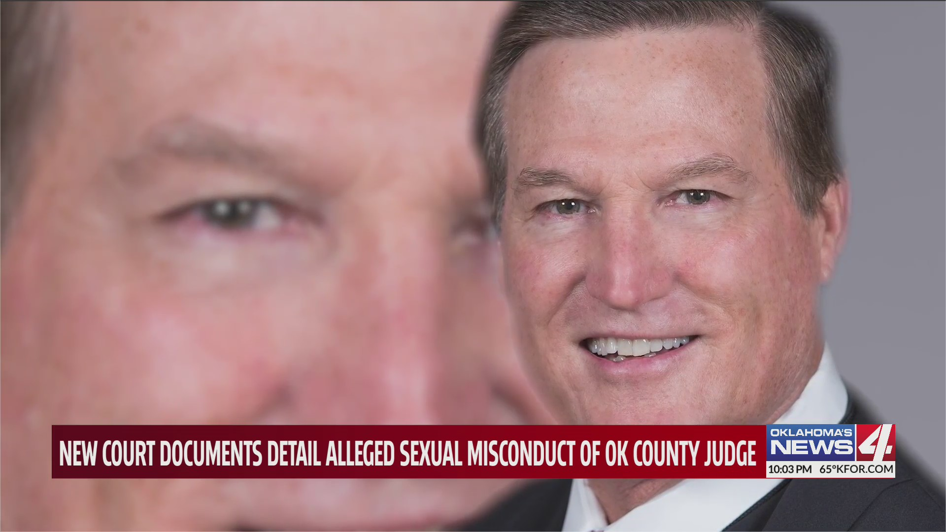 Detailed court documents reveal alleged sexual battery between former Oklahoma County judge and two female attorneys
