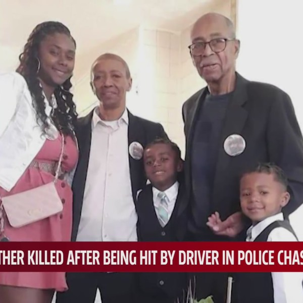 Family mourns pregnant woman killed by suspect in high-speed police chase crash