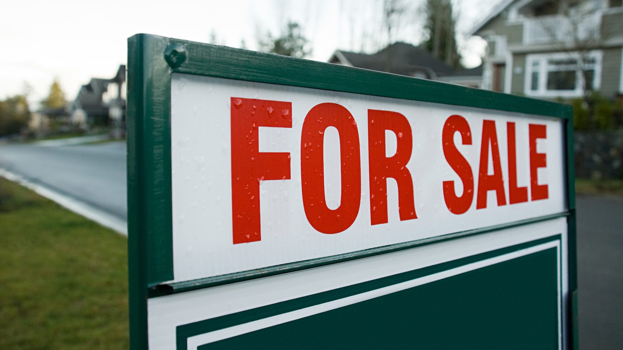 For sale sign (Getty)