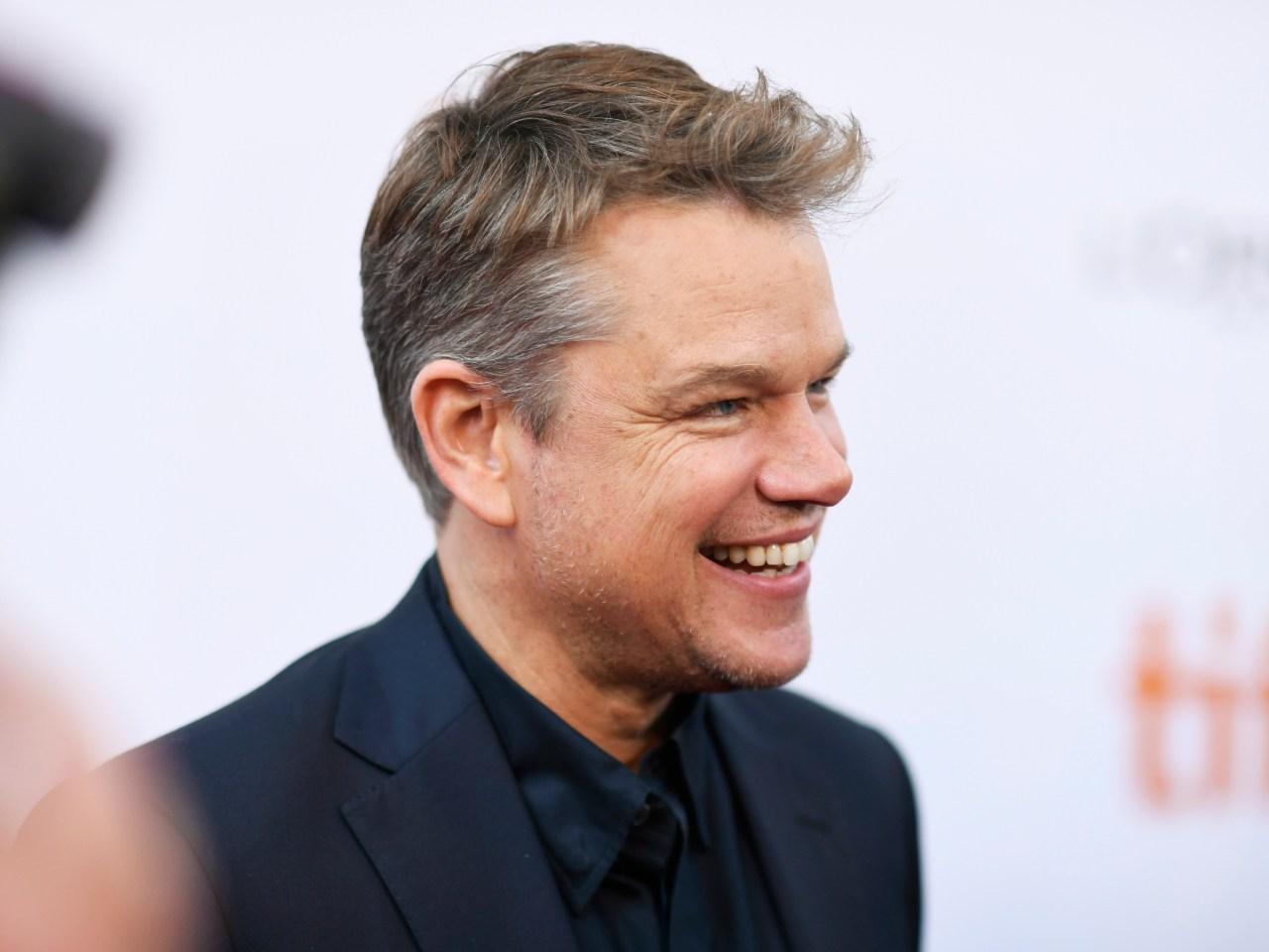 Watch: Trailer released for Matt Damon film 'Stillwater'