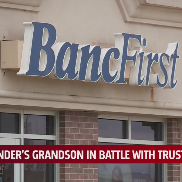 Heir of Sonic in bitter financial fight over trust with BancFirst