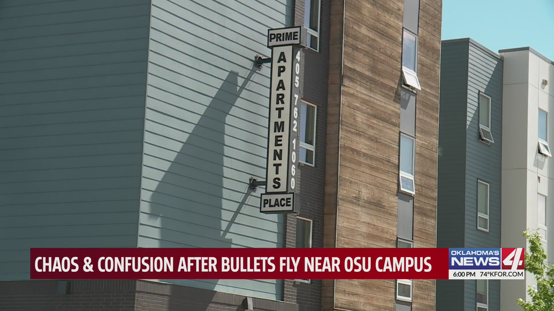 No arrests following possible shot fired feet away from OSU campus