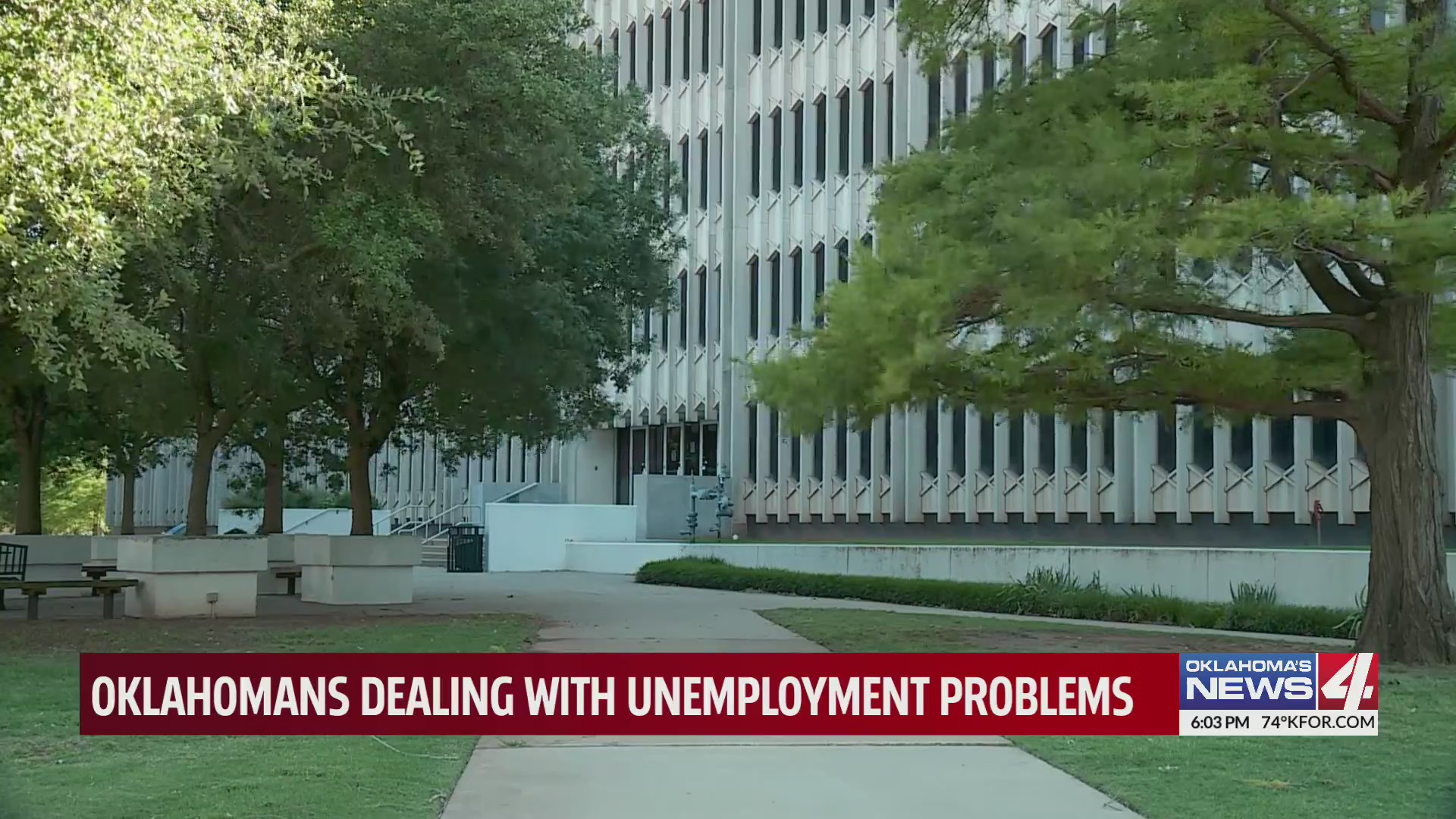 OESC call backlog, vender issues leave Oklahomans waiting hours for unemployment assistance