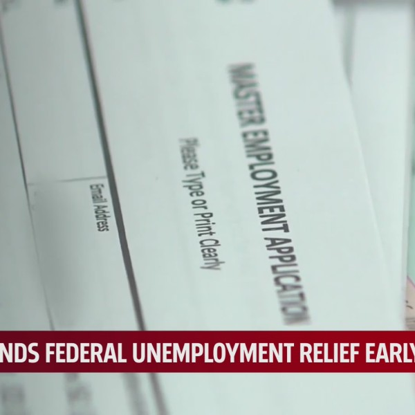 Oklahoma Governor ends federal unemployment early, offers return to work incentive