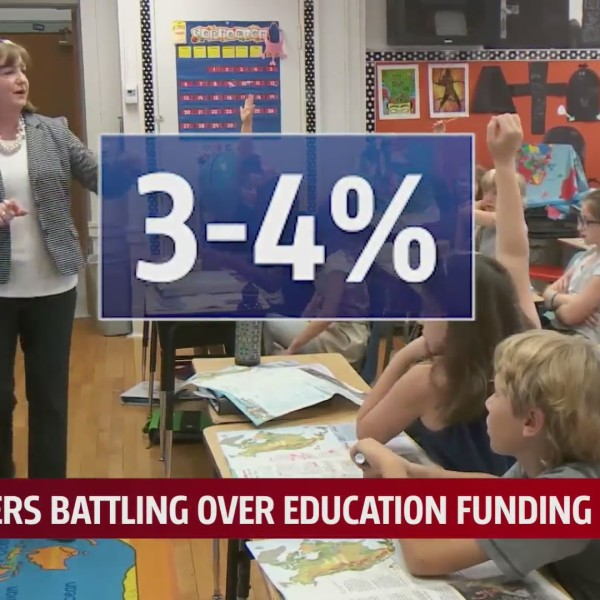 Oklahoma House and Senate differ on education funding increases