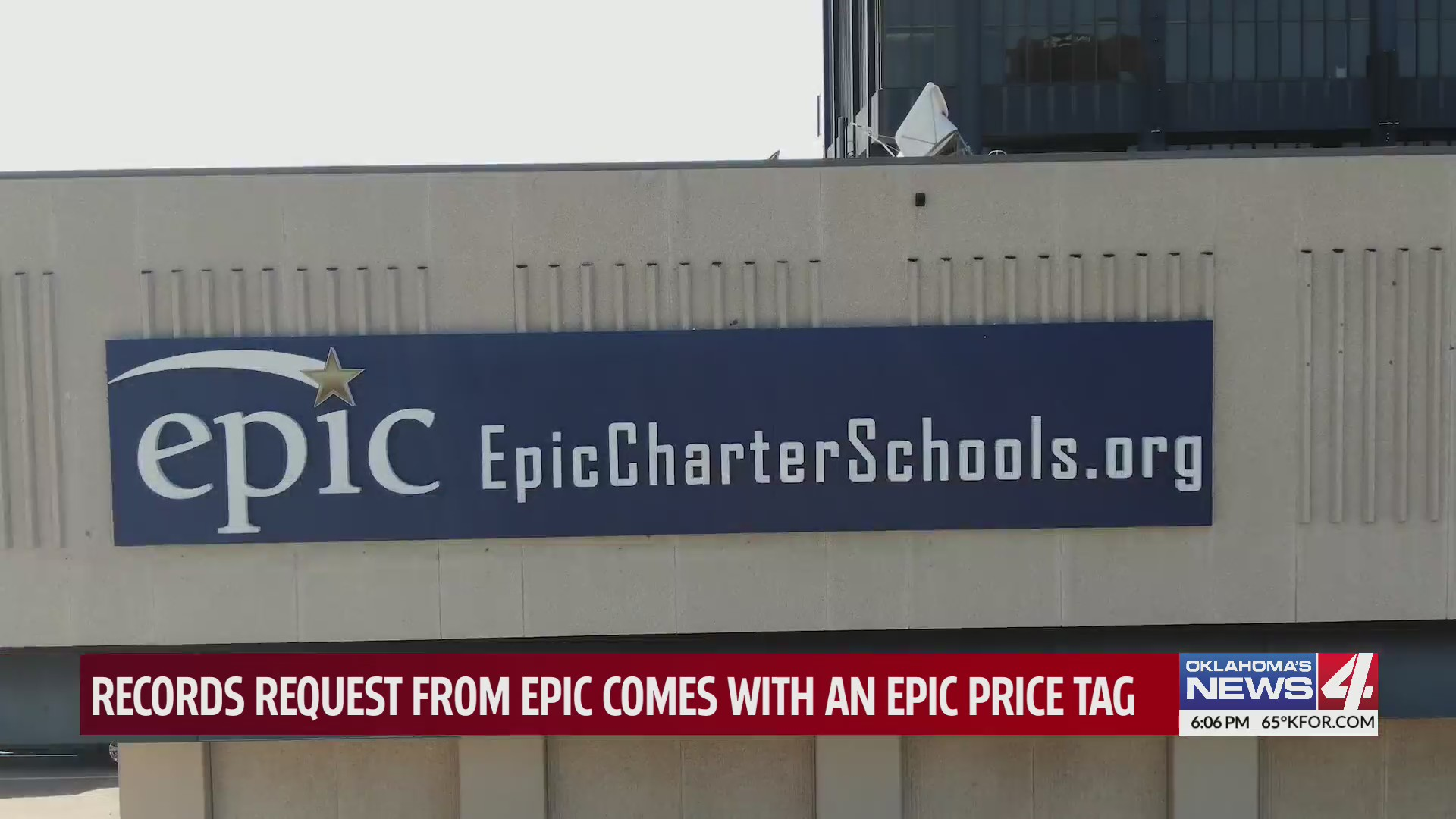 Oklahoma Watch sues Epic Charter Schools for open records