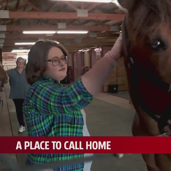 Oklahoma girl hopes to find a place to call home before turning 18