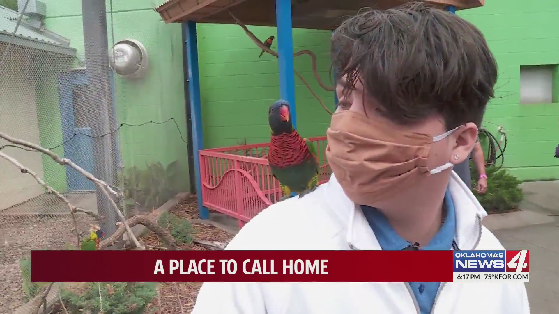 The last of his siblings hoping for adoption, Oklahoma teen dreams of finding a place to call home