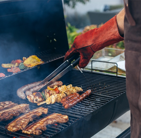 Don't doubt how many people like to barbecue. According to The Propane Guys, 75% of U.S. adults own a grill or smoker, 11% of grill owners have used one to prepare breakfast once a year and a whopping 33% even grill when it's below freezing.