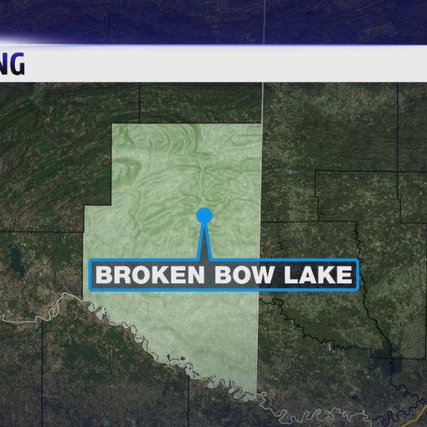 Broken Bow drowning