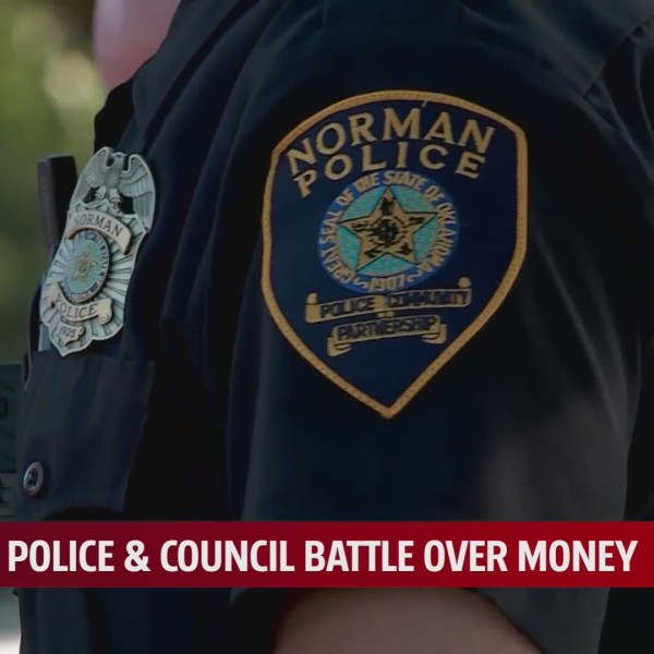 Budget battles continue in Norman for City and Police