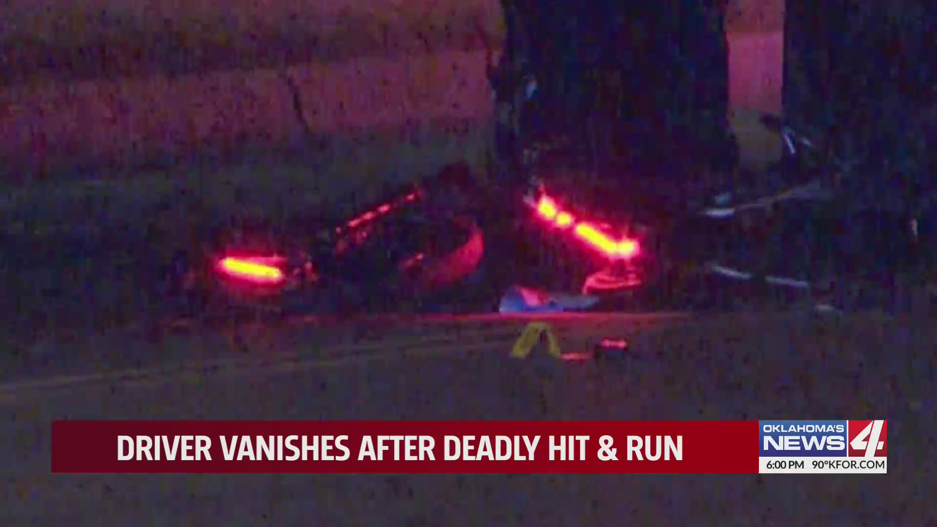 bicycle at scene of fatal hit-and-run