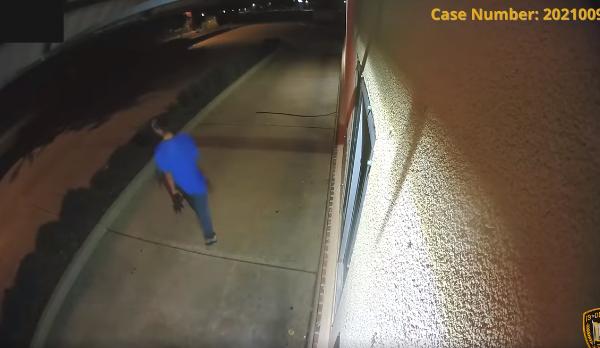 Del City burglar