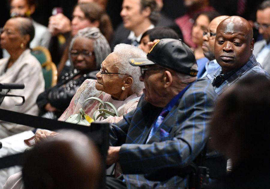 image of Tulsa Race Massacre survivors