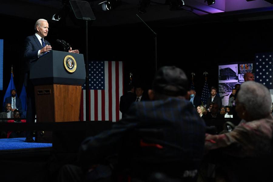 image of president biden