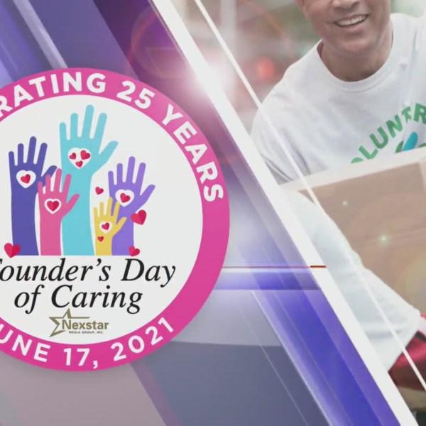 KFOR celebrates Nexstar Media Group's 25th anniversary with 'Founder's Day of Caring' at Oklahoma nonprofits