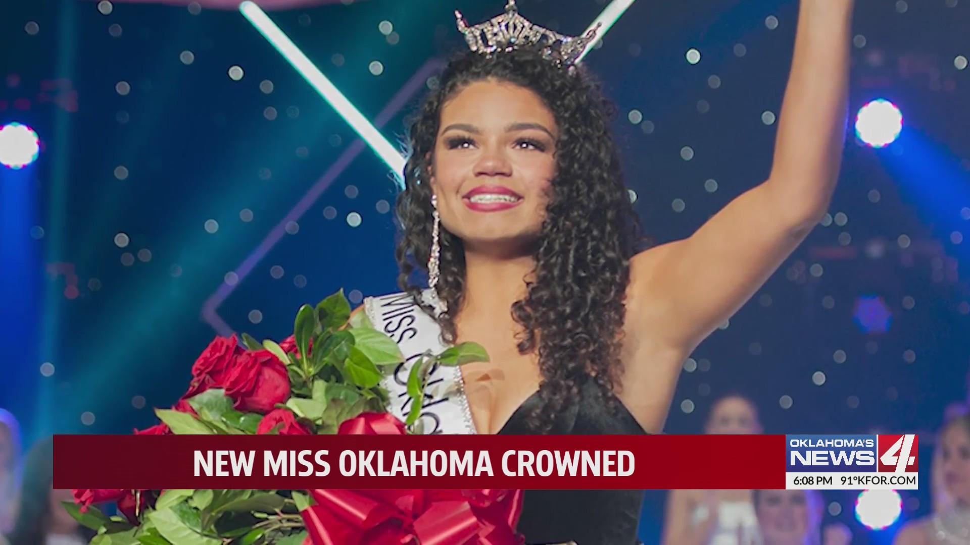 Miss Oklahoma 2021, Ashleigh Robison