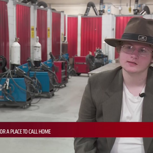 Gage's interview on A Place to Call Home