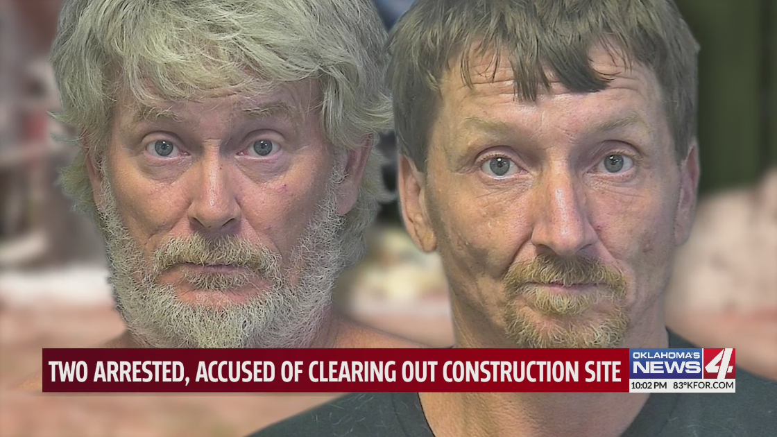 Ronnie Lee Carter, 45, and Curtis Shawn Fortenberry, 48,