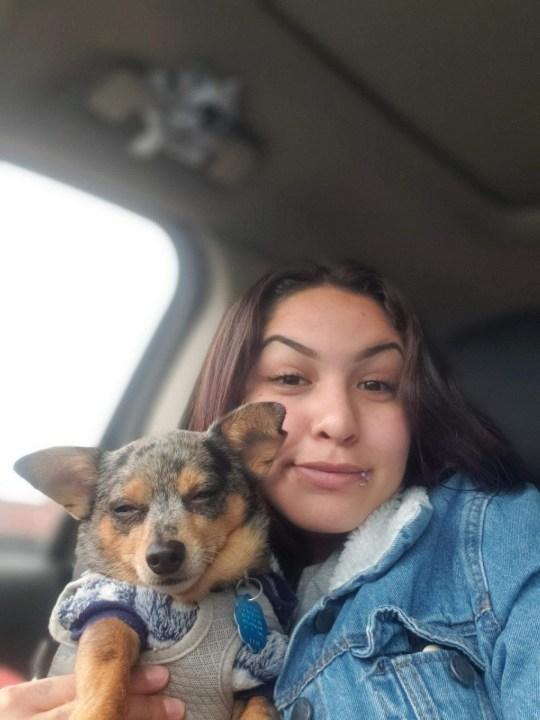 17-year-old Hailey Gonzalez