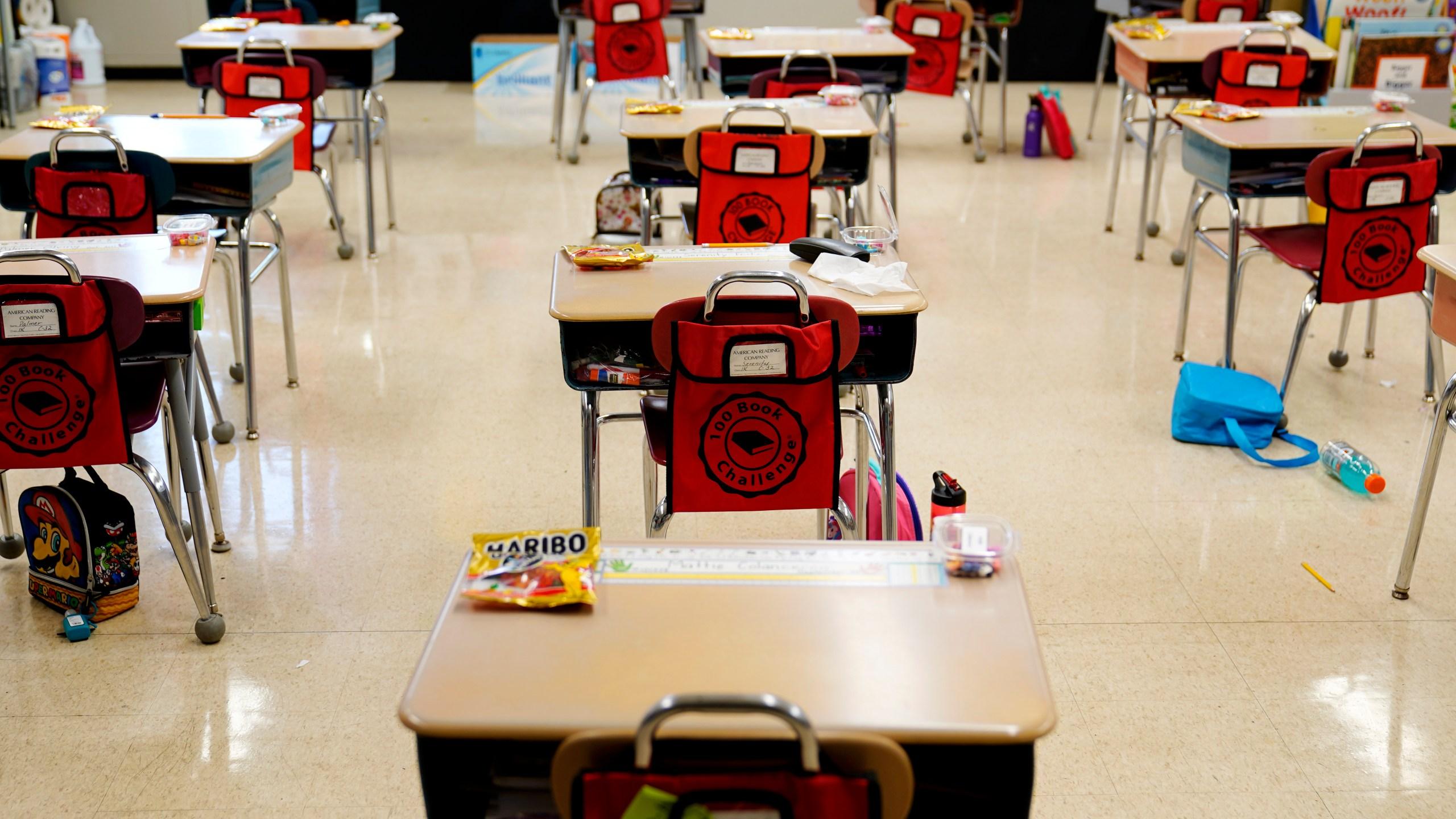 image of classroom