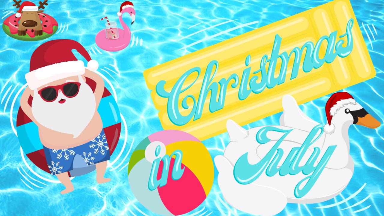 Chickasha hosting Christmas in July