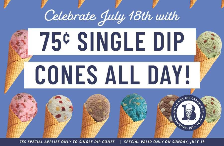 National Ice Cream Day - 2021