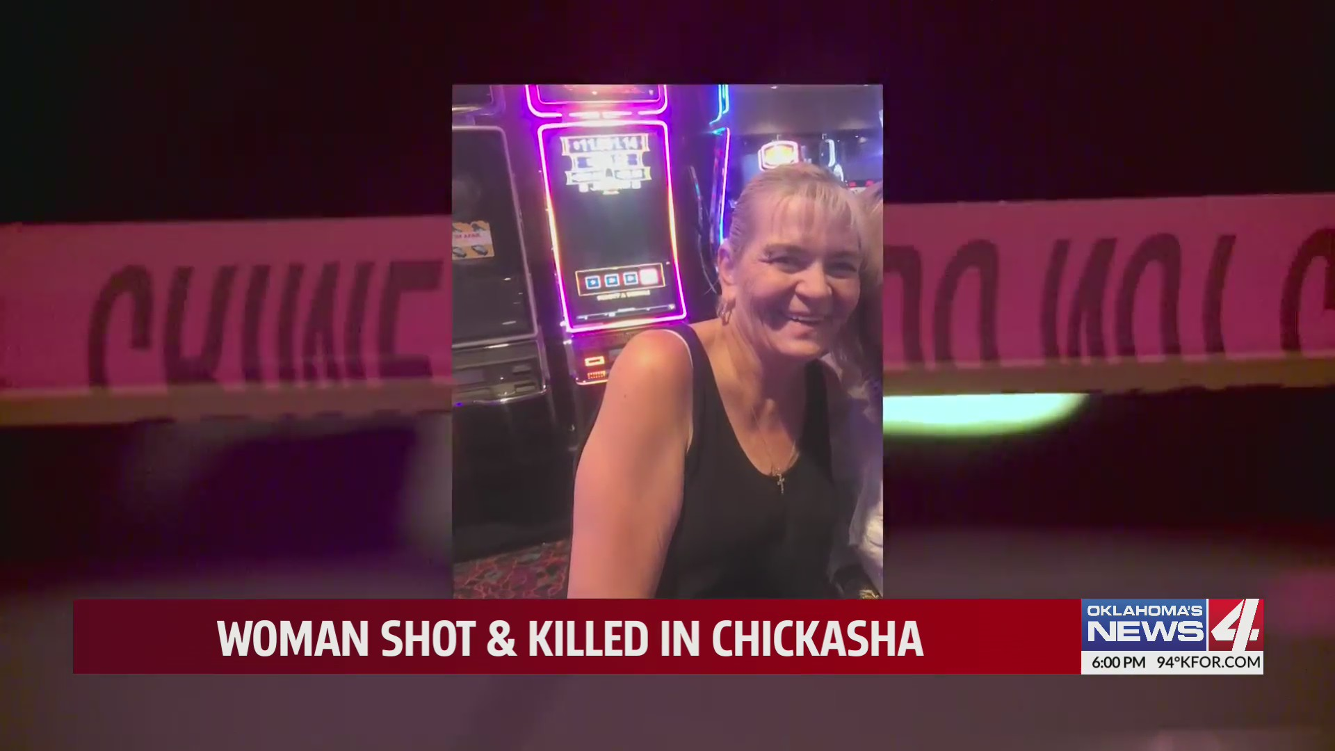 Photo of Lisa Hight, who was shot and killed in Chickasha