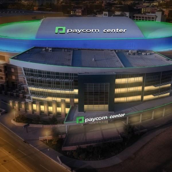 Paycom Center