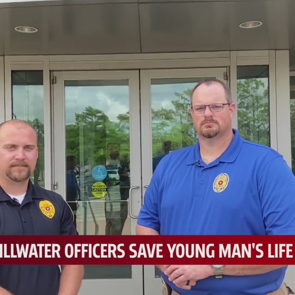 Stillwater officers proud to serve