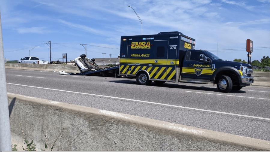 crash on I-240