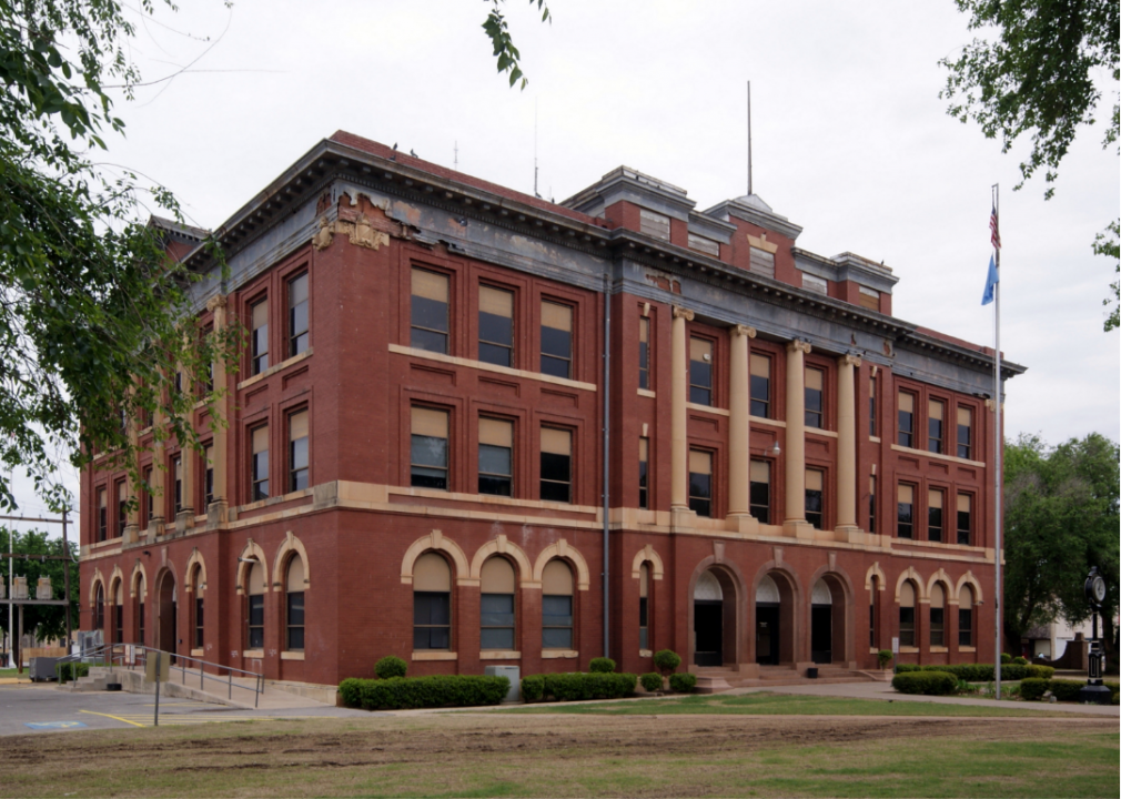 IMAGE OF A COURTHOUSE