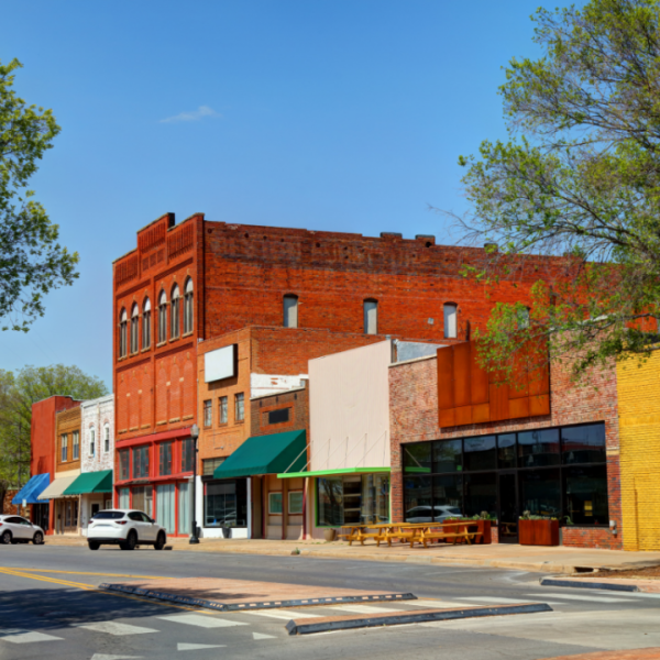 IMAGE OF A TOWN