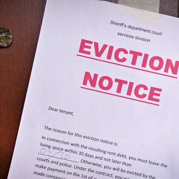 eviction notice photo
