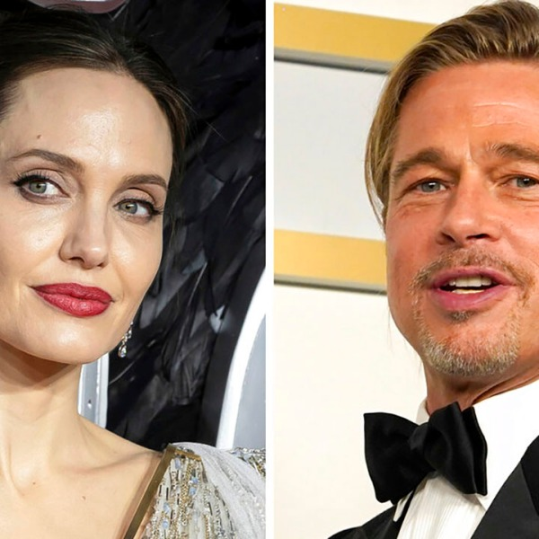 Image of Jolie and Pitt