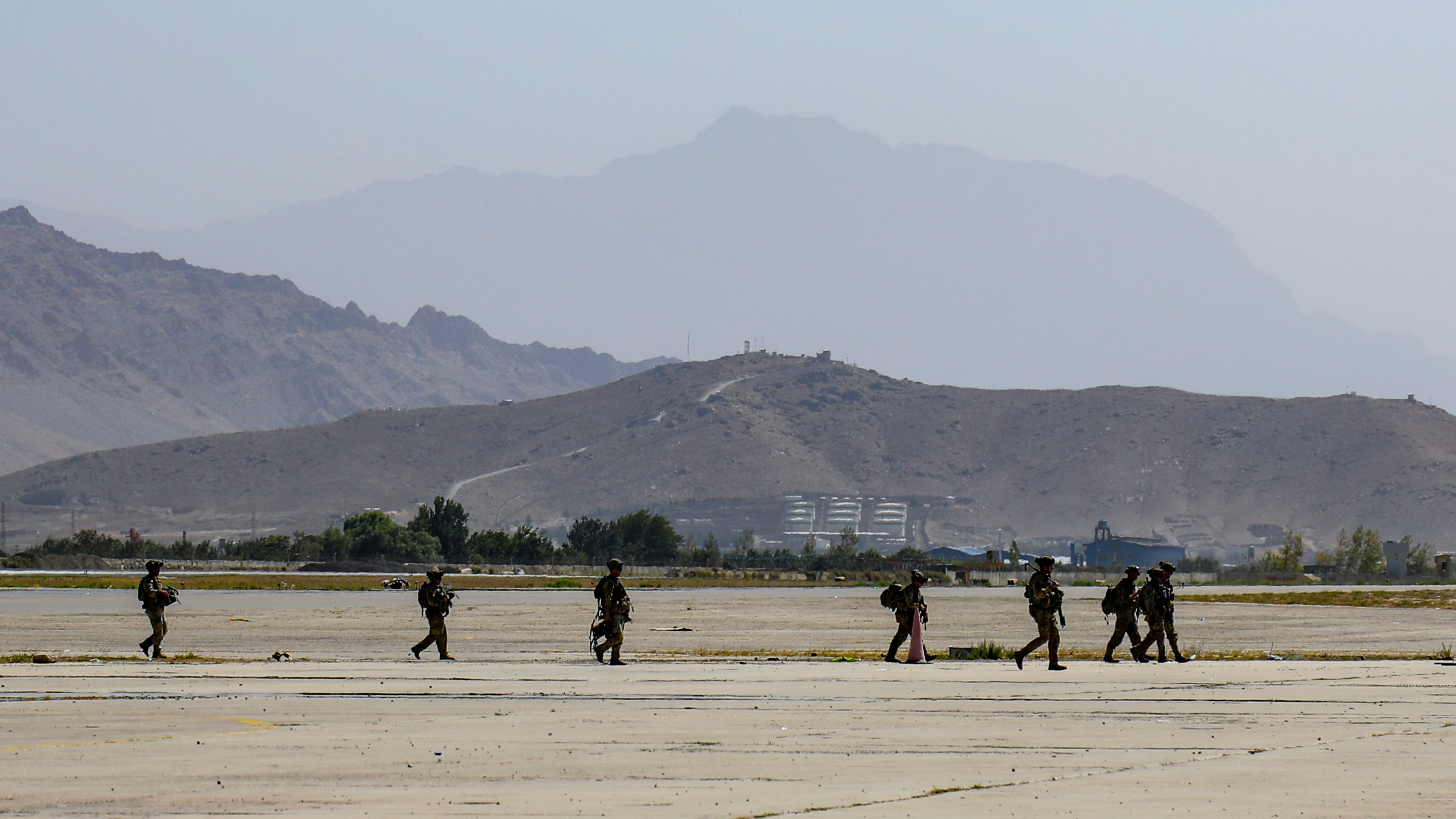image of afghanistan airport