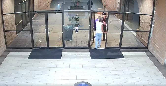 Assault at Northpark Mall